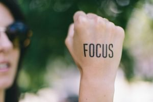 Choosing a focus word for the year - does it really change your life?