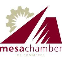 Mesa Chamber of Commerce Logo