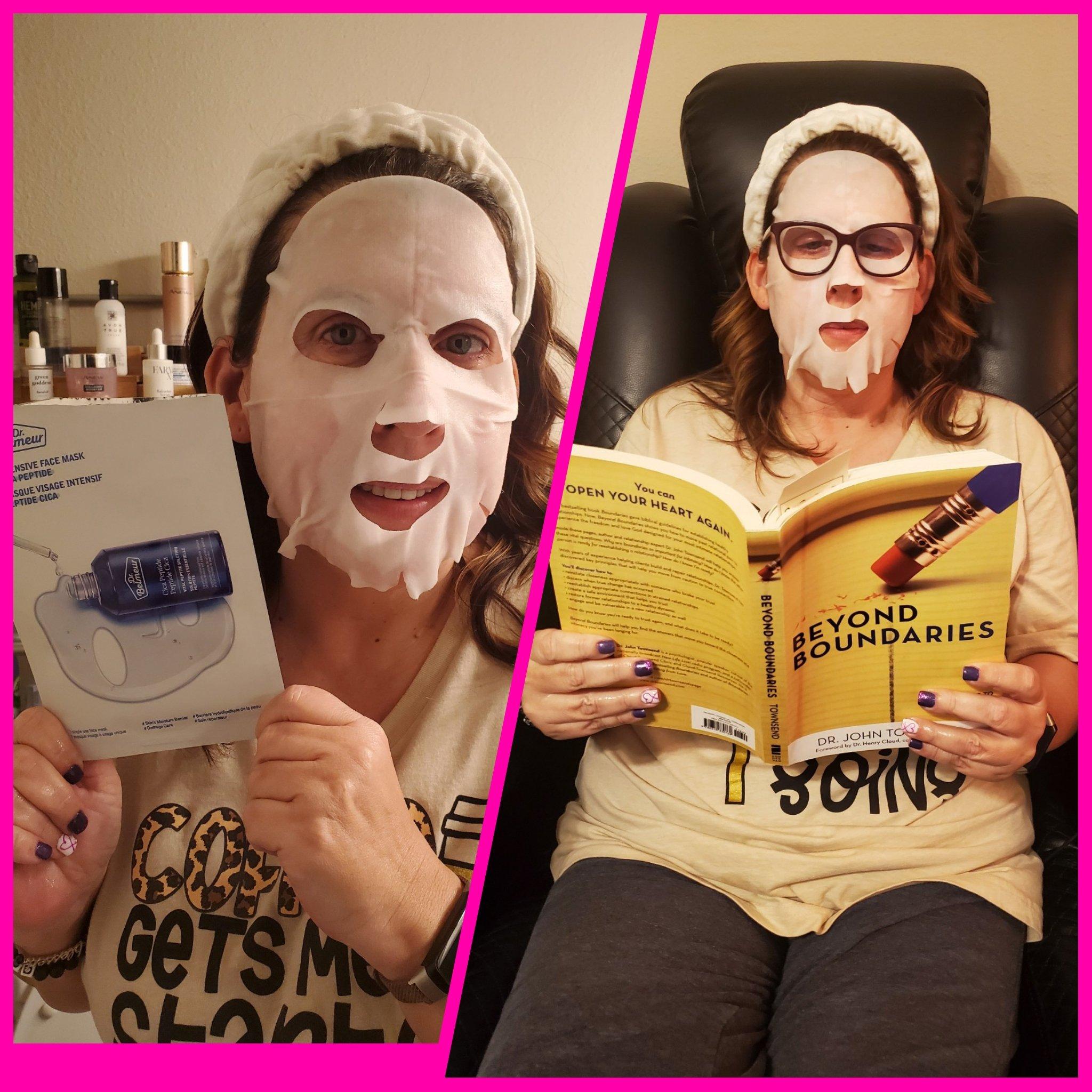 Avon Face Mask