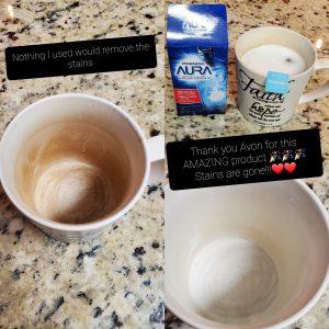 Avon Clean Mug