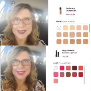 Avon Virtual Makeup Try On Sample